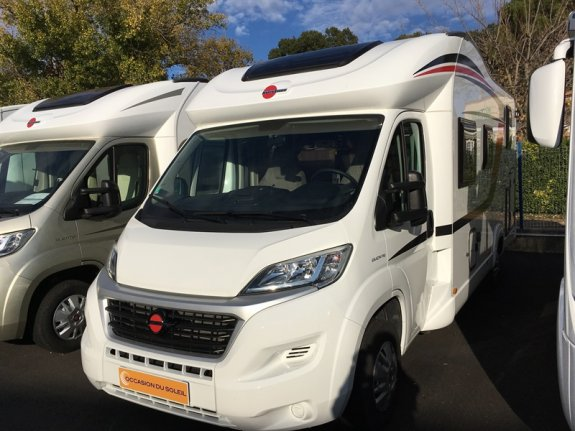 achat  Burstner Ixeo Time It 700 ALPES PROVENCE CARAVANES