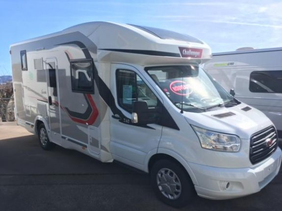 achat  Challenger 260 Edition Speciale YPOCAMP BALZAC CAMPING CARS