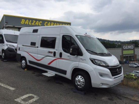achat  Challenger Vany 114 Start BALZAC CARAVANES