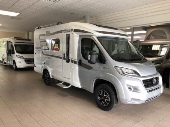 achat escc Hymer Exsis T 414 Crossover YPOCAMP BALZAC CAMPING CARS