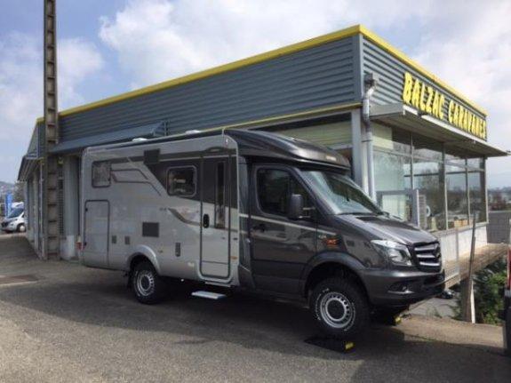 hymer ml6t 570 edition 60 occasion annonces de camping car en vente net campers. Black Bedroom Furniture Sets. Home Design Ideas