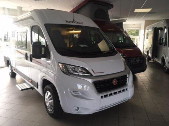 achat  Rapido V 68 YPOCAMP BALZAC CAMPING CARS