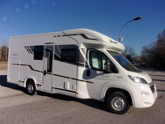 benimar mileo 242 occasion annonces de camping car en vente net campers. Black Bedroom Furniture Sets. Home Design Ideas