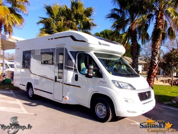 achat  Benimar Mileo 282 SALINSKI PACA CAMPING CARS