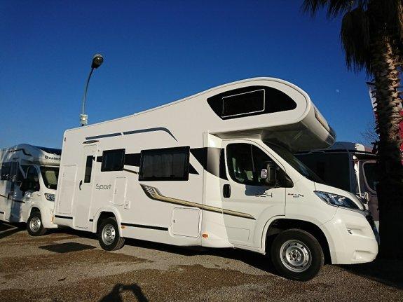 benimar sport 324 occasion annonces de camping car en vente net campers. Black Bedroom Furniture Sets. Home Design Ideas