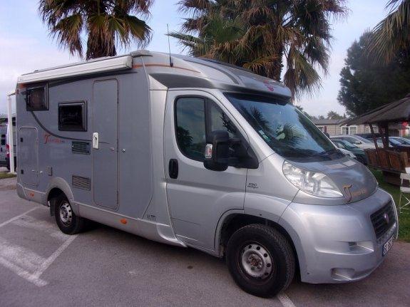 burstner travel van t 570 g occasion annonces de camping car en vente net campers. Black Bedroom Furniture Sets. Home Design Ideas