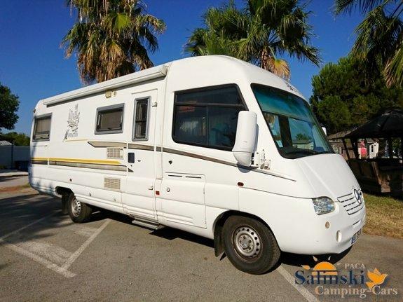 Esterel Occasion Achat Et Vente De Camping Car Net Campers