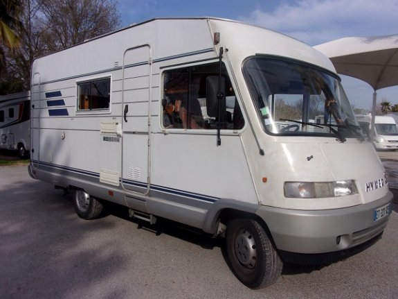 achat  Hymer B 564 SALINSKI PACA CAMPING CARS