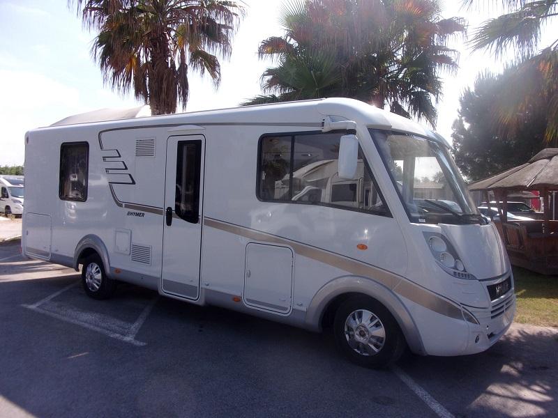 hymer classic i 698 neuf porteur fiat ducato 2 3l 130cv camping car vendre en var 83. Black Bedroom Furniture Sets. Home Design Ideas
