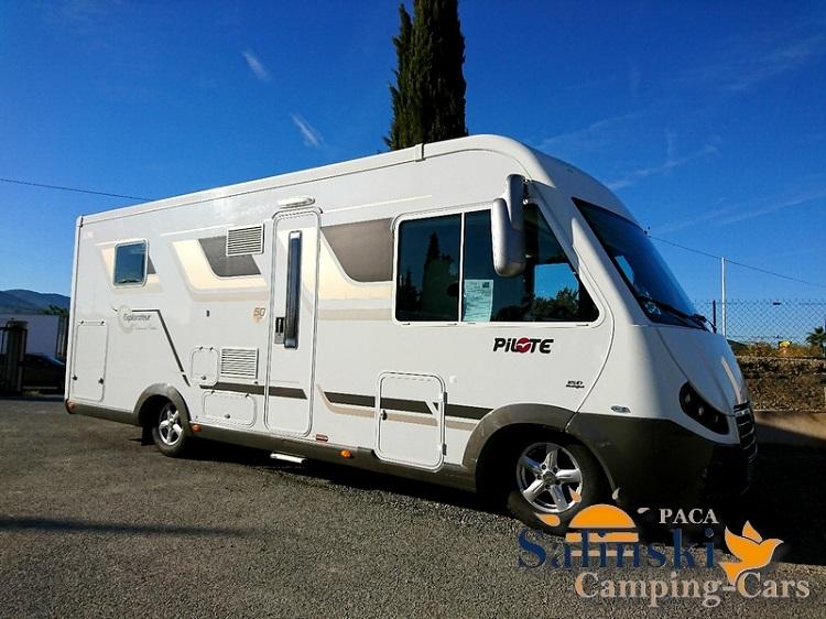pilote g 742 c diamond occasion porteur fiat ducato evy 2 3 l 150cv camping car vendre en. Black Bedroom Furniture Sets. Home Design Ideas