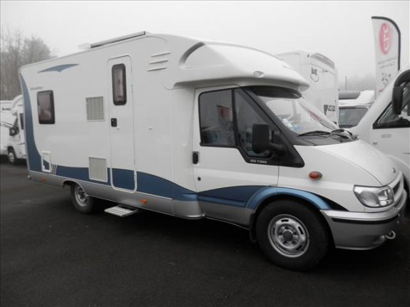 hobby 600 occasion annonces de camping car en vente net campers. Black Bedroom Furniture Sets. Home Design Ideas