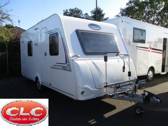 achat caravane / mobil home Caravelair Antares Style 455 CLC CHALON SUR SAONE