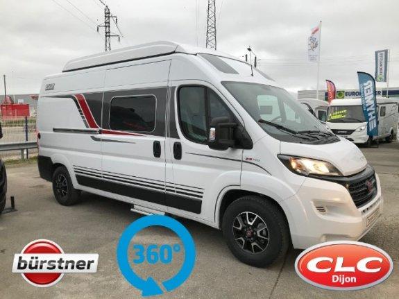 achat  Burstner Campeo C 600 CLC DIJON