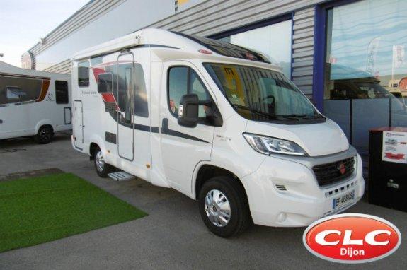 achat  Burstner Travel Van T 590 G CLC DIJON