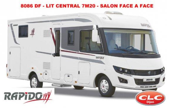 achat  Rapido 8066 Df CLC DIJON