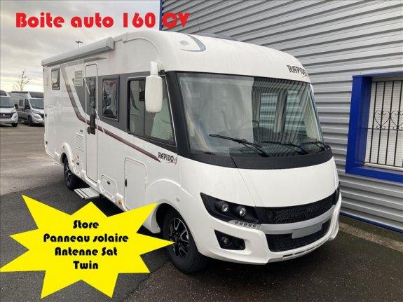 achat  Rapido 8096 Df Ultimate Line CLC VESOUL