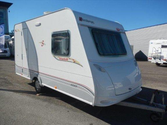 achat caravane / mobil home Sterckeman 420 CP CLC VESOUL