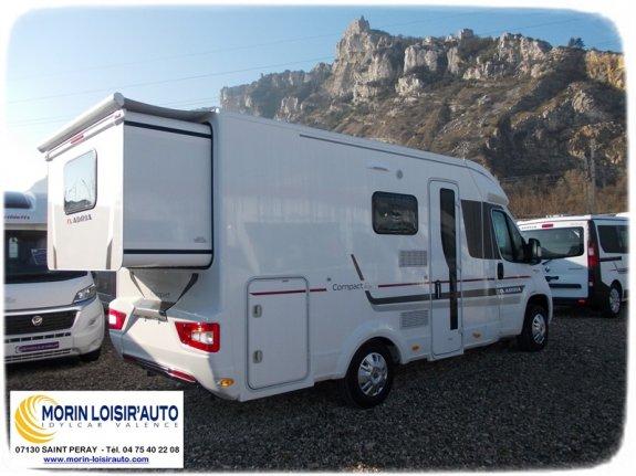 achat  Adria Compact SCS MORIN LOISIR AUTO