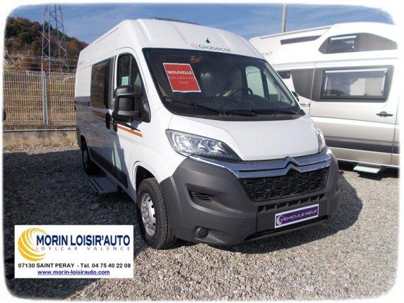 achat  Globecar Roadscout MORIN LOISIR AUTO