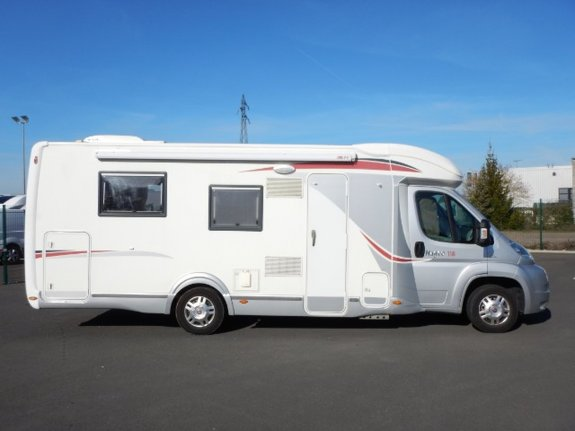 achat escc Challenger Mageo 118 BERRY CAMPING CARS
