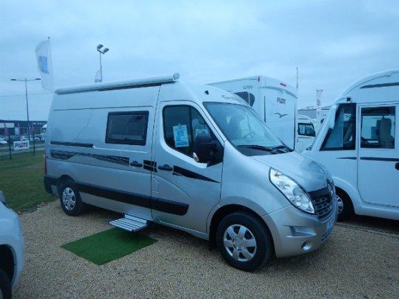 achat  Font Vendome Master Van Xs BERRY CAMPING CARS