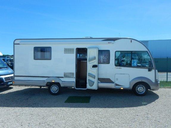 itineo cd 720 occasion annonces de camping car en vente net campers. Black Bedroom Furniture Sets. Home Design Ideas
