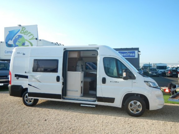 achat  Mc Louis Menfys Van 3 Karat Plus BERRY CAMPING CARS