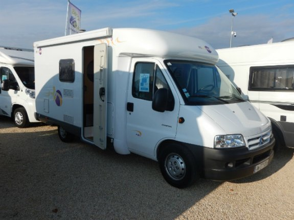 achat  Mooveo P 609 BERRY CAMPING CARS