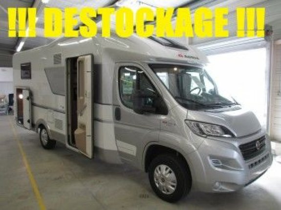 achat  Adria Matrix 670 Sc New Line Edition CASTRES CAMPING CARS