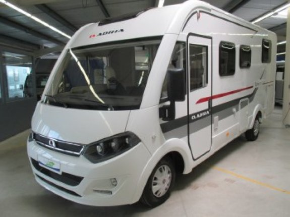 achat  Adria Sonic Axess I 600 Sc CASTRES CAMPING CARS