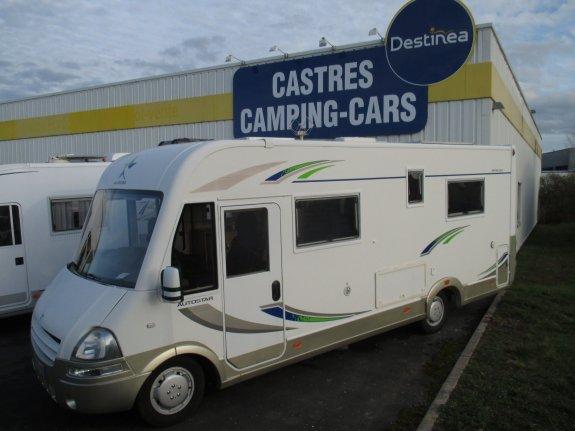 achat  Autostar Aryal 898 CASTRES CAMPING CARS