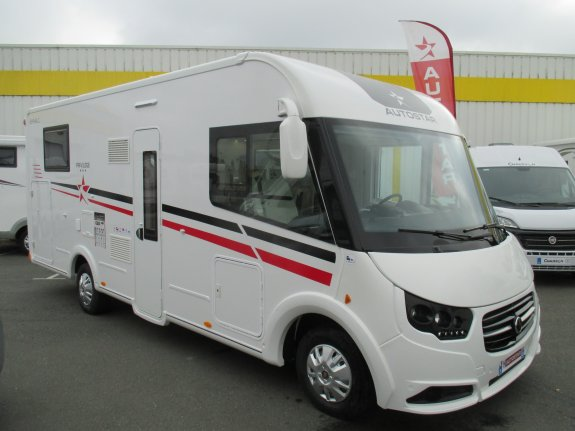 achat  Autostar I 693 Lc Privilege CASTRES CAMPING CARS