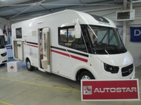 achat  Autostar I 720 Lc Lift Privilege CASTRES CAMPING CARS