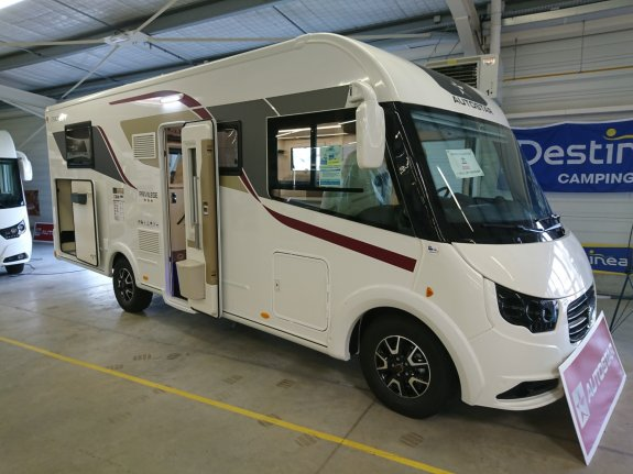 achat  Autostar I 730 Lc Lift Privilege CASTRES CAMPING CARS
