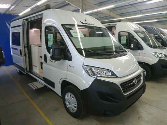 achat  Benimar Benivan 140 Up CASTRES CAMPING CARS