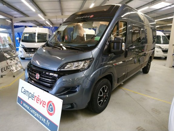 achat  Campereve Magellan 643 Limited CASTRES CAMPING CARS