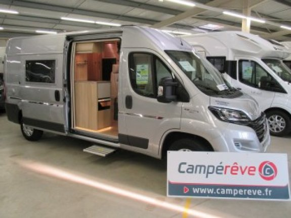 achat  Campereve Magellan 643 CASTRES CAMPING CARS