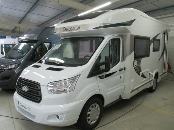 achat  Chausson 610 Special Edition CASTRES CAMPING CARS