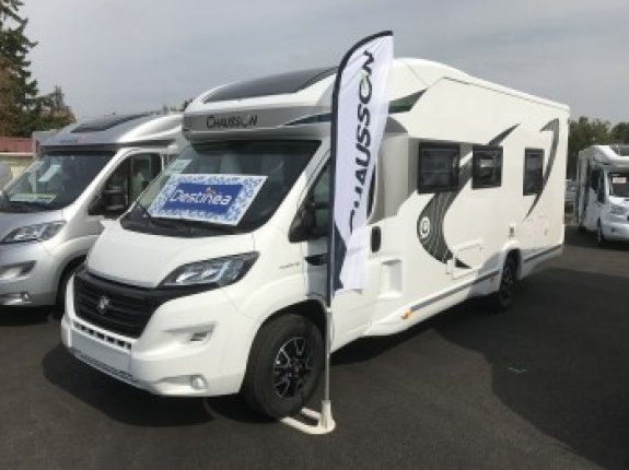 achat  Chausson 757 Special Edition CASTRES CAMPING CARS
