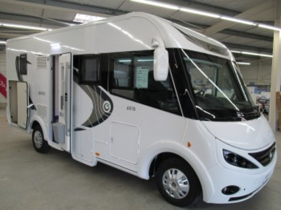 achat  Chausson Exaltis 6010 CASTRES CAMPING CARS