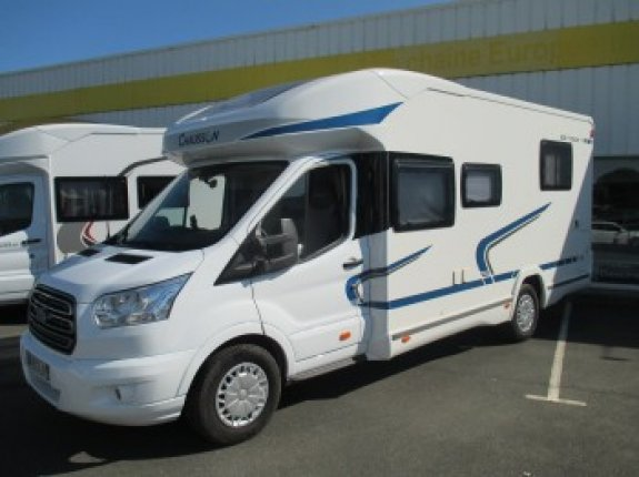 achat  Chausson Flash 628 Eb CASTRES CAMPING CARS