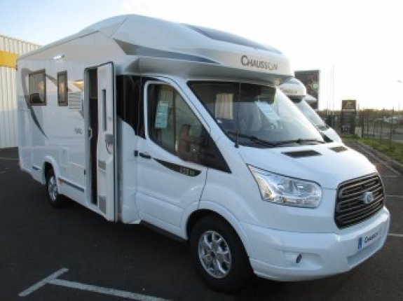 achat  Chausson Korus 628 Eb CASTRES CAMPING CARS
