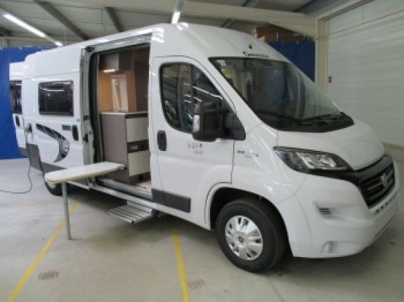 achat  Chausson Twist V 594 S CASTRES CAMPING CARS