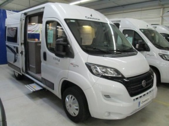 achat  Chausson Twist V 594 Scs Start Pack Vip CASTRES CAMPING CARS