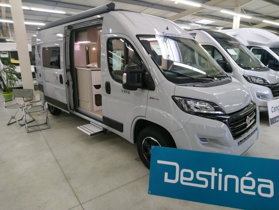 achat  Chausson V 594 CASTRES CAMPING CARS
