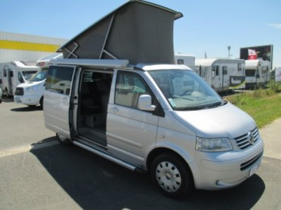 volkswagen t5 california comfortline occasion porteur vw 2 5 tdi camping car vendre en tarn. Black Bedroom Furniture Sets. Home Design Ideas