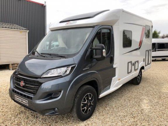 achat escc Burstner Travel Van T 590 G V17 COGNAC