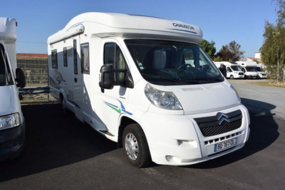 achat  Chausson Allegro 97 PHILIPPE ROUBY