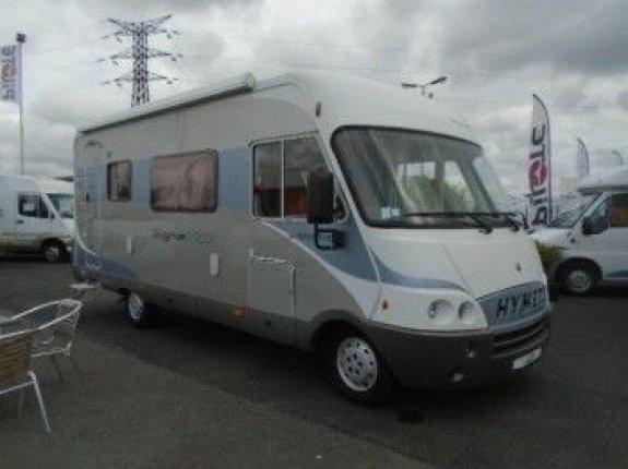 Camping Car Hymer Signo  Occasion