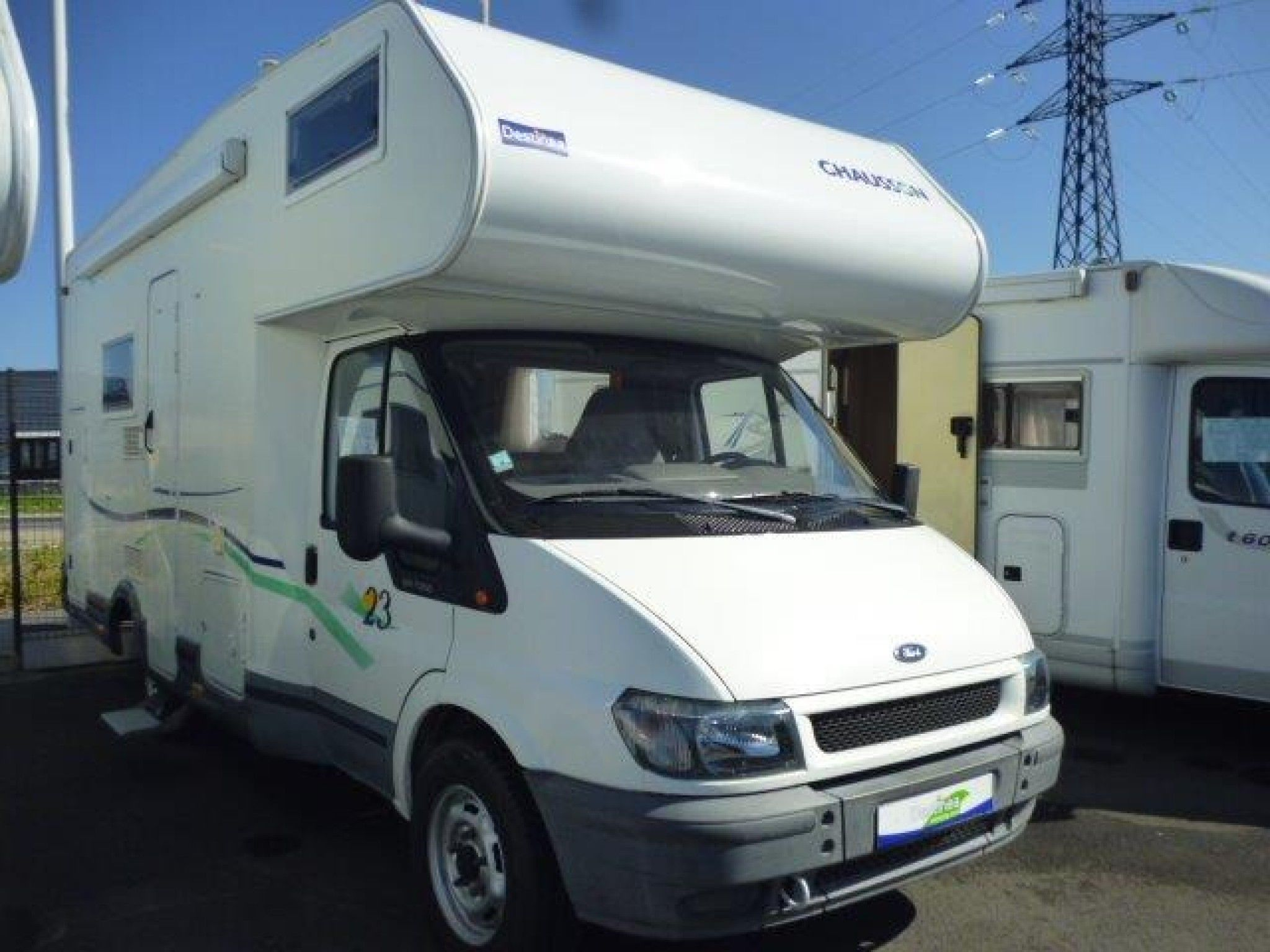 Chausson Welcome 23 - 1
